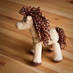 #Horse #crochet