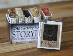Story Line Organic Soap Sampler