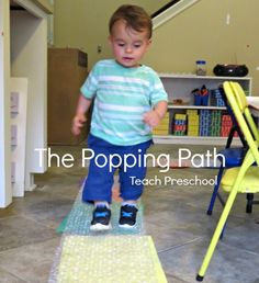 The Popping Path by Teach Preschool