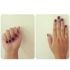 Knuckle Ring Adjustable Buy 10 get 4 FREE by AliiFuerza on Etsy, $3.00