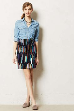 Archival Collection: No. 2 Pencil Skirt