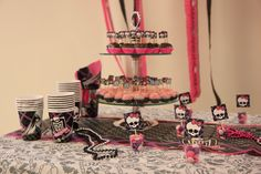 Monster High Decor