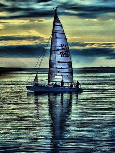 ..sail away..