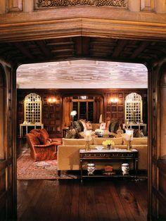 tudor revival interior decor on pinterest tudor powder
