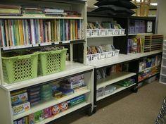 Classroom Organization by lori