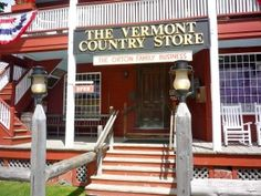 The Vermont Country Store, Weston, Vt.  visitingnewenglan...