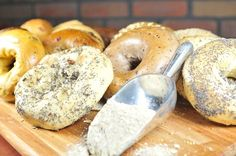 Bagels and Brew celebrates National Bagel Day February 9 with a free bagel