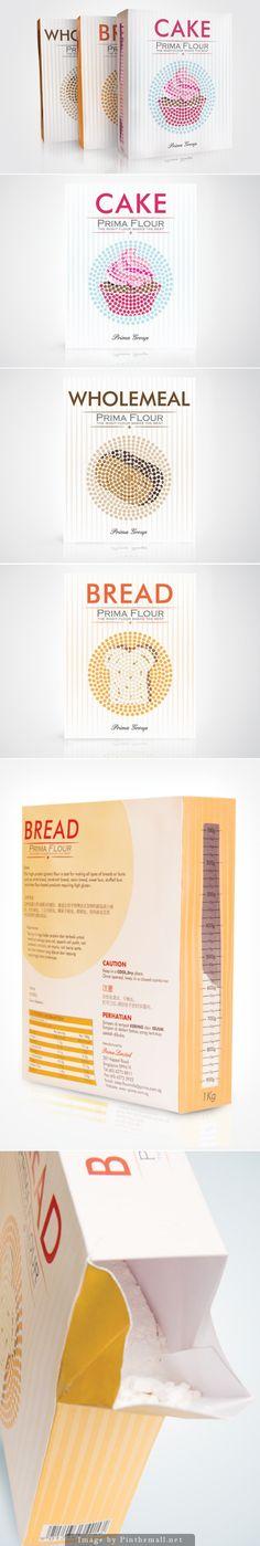 Prima Flour Packaging