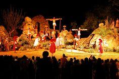 Paixão de Cristo, Nova jerusalém