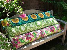 Large Bolster Pillows, Body Pillows, Insert Included, Custom Pillows, Outdoor Pillows, Big Bolster Pillows