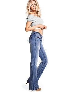 VS Low Five Flap-pocket Bootcut Jean