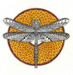 Ornation Creation - Dragonfly | Flickr - Photo Sharing!