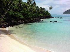 Western Samoa - so beautiful