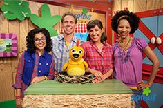 MACARONI TV: SPROUT IS LOOKING FOR YOU!!! Sprout's Host Hunt Contest Invites Aspiring Stars to Audition for The Sunny Side Up Show