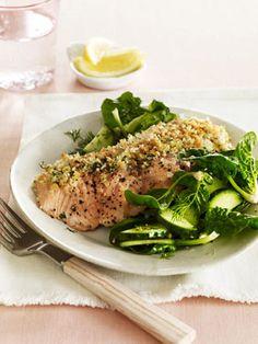 dinner, horseradish salmon, weight loss, fish, food, eat, loss recip, healthi recip, salmon recipes