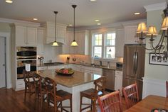 kitchen islands with seating for 4 | Kitchen Islands Kitchen island with seating – Hollingsworth ...