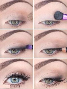 Quick & Easy Everyday Eye Makeup