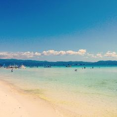 Boracay, Philippines is one of the world's most beautiful islands. Photo courtesy of the_travellist on Instagram.