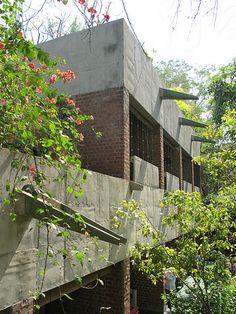 Villa Sarabhai, Le Corbusier, Ahmedabad