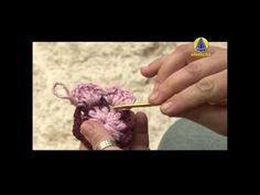 Tudo Artesanal | Flor de Croché por Marcelo Nunes - 20 de Agosto de 2013