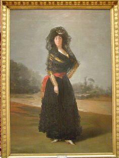 Goya, The Duchess of Alba