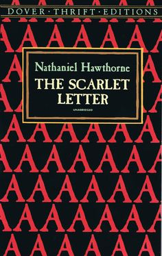 Looks from Books: The Scarlet Letter
