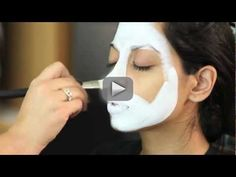 Mexican Sugar Skull Makeup Tutorial | MTV FORA - In a bind for a Halloween Costume? If you've got the skills and the supplies - try this creepy and beautiful and dead and lovely Mexican Sugar Skull. Find out everything we used right here: http://fora.mtv.ca/2012/10/mexican-sugar-skull-tutorial/ holiday, skulls, makeup tutorials, idea, mexican sugar, halloween costumes, halloween makeup, mexican costumes, sugar skull makeup