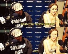 LC's perfect answer #LaurenConrad #feminism