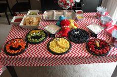 Elmo Birthday Party, Sesame street