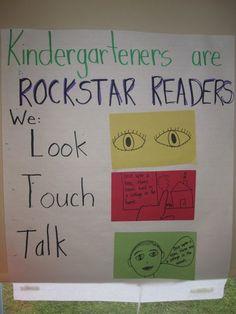 Reader's Workshop Anchor Poster
