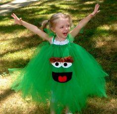 Sesame Street tutus