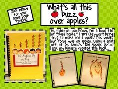 Apples- Dr. Suess