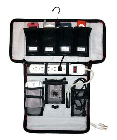 travel cord/gadget organizer!