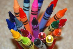 How to Naturally Remove Crayon from Painted Surfaces (The post every parent needs to read…)