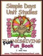 Thanksgiving free printables and activity packs.