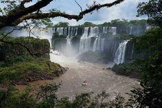 Puerto Iguazu on the Argentine–Brazil border #Cheapflights2013