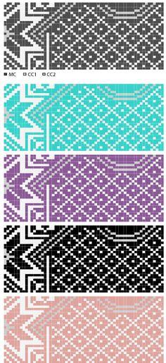 Choosing colors for Colorwork » Knit Picks Blog