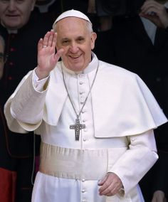 "Stirring up the pot….  Pope Francis announcing that Catholicism is now a ""modern and reasonable religion, which has undergone evolutionary changes…. Through humility, soul searching, and prayerful contemplation we have gained a new understanding of certain dogmas""."
