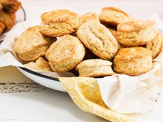 Angel Biscuits Recipe  at Epicurious.com