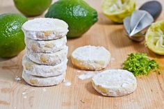 Lime Meltaways