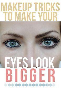 The bigger the better. - Maskcara