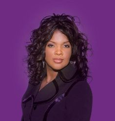 CeCe Winans...great gospel singer.
