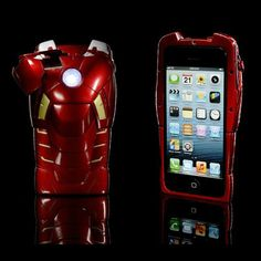 iron man chest plate iphone case