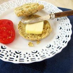 Buttery Basil Biscuits Recipe « Go Bold with Butter