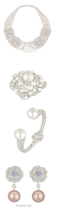 Chanel Fine Jewelry | LBV ♥✤ | BeStayBeautiful