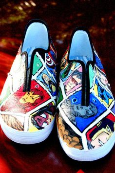 Hand Painted Shoes -- https://www.facebook.com/YourHeartHere