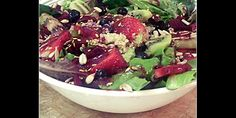 Superfood Nirvana Salad (serves 4)