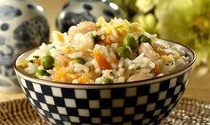 Arroz  Chop Suey  Receitas deliciosas de arroz para Natal e Ano Novo - Culinária - MdeMulher - Ed. Abril