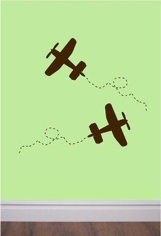 Airplane vinyls