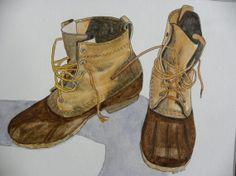 #LLBean Boots